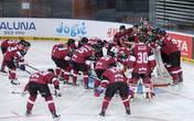 """""""CROWNS Baltic Challenge Cup 2017"""" turnyrą Klaipėdoje laimėjo Latvijos ledo ritulininkai"""