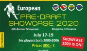 """Klaipėdoje bus surengta """"Pre-Draft Showcase"""" stovykla"""