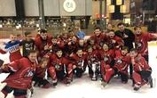 Lietuvos U15 lygoje - NHL žvaigždžių išgarsinto įvarčio pakartojimas (VIDEO)