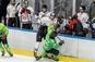 """Varžovų tvirtovėje triumfavusi """"Hockey Punks"""" komanda atsidūrė per žingsnį nuo aukso (VIDEO)"""
