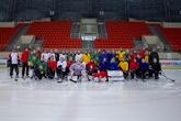 Moterų ledo ritulio rinktinė pradėjo pasiruošimą olimpiniam atrankos turnyrui