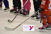 """Atnaujinamos moterų ledo ritulio treniruotės pagal Sporto rėmimo fondo projektą """"Moterų ledo ritulio plėtra"""""""