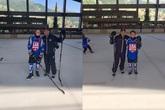Lietuvos talentams atsiveria naujos galimybės: Šveicarijoje žais tuzinas jaunųjų ledo ritulininkų
