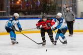 """""""Hockey Stars"""" iš pirmosios išvykos į Latviją parsiveža tašką"""